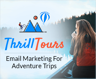 Email Marketing For Adventure Trips Service Thumb