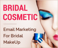 MailGet Bolt – Email Marketing Service For Bridal Make Up Services & Beauticians