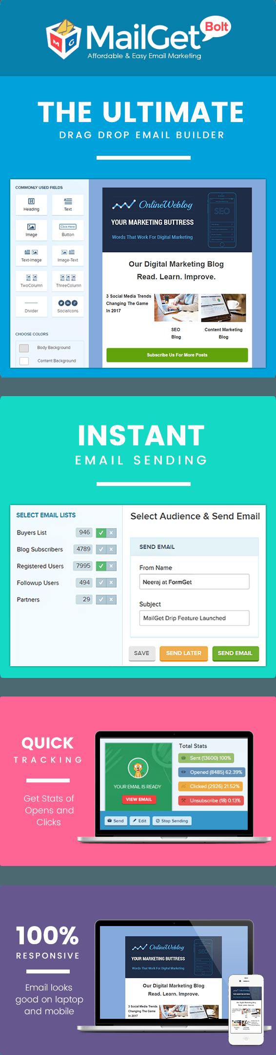 Email Marketing For Digital Marketing Blogger