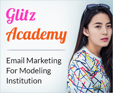 how to send an email to a modeling agency