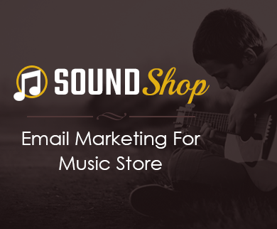 MailGet Bolt – Email Marketing Service For Music Stores & Sound Equipment Shop