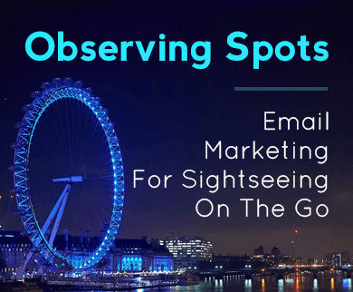 MailGet Bolt – Sightseeing On The Go Email Marketing Service For Tour & Trip Planners