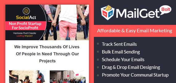 Email Marketing For Social Startups Slidr