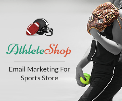 MailGet Bolt- Email Marketing Service For Sports Store & Athlete Shops