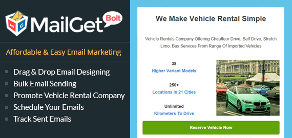 Email-Marketing-For-Vehicle-Rental-Slider