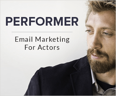 Email Marketing Service For Actors
