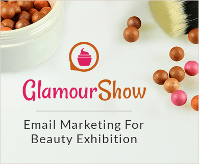 MailGet Bolt – Email Marketing Service For Beauty Exhibition & Fashion Events