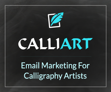 MailGet Bolt – Email Marketing Service For Calligraphy & Handwriting Artists