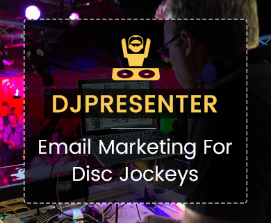 Email Marketing Service For Disc Jockeys Thumb
