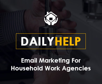 Email Marketing Service For Domestic & Household Work Agencies