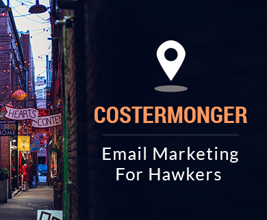 MailGet Bolt – Email Marketing Service For Hawkers, Vendors & Peddlers