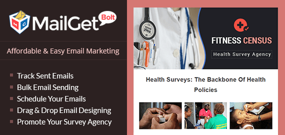 Email Marketing For Health Survey Agencies