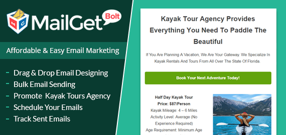 Email-Marketing-Service-For-Kayak-Tour-Agency-Slider