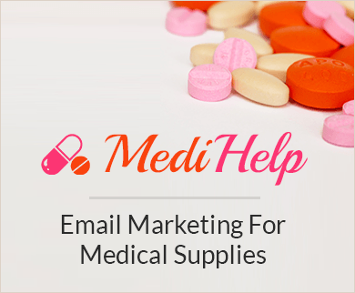 MailGet Bolt – Email Marketing Service For Medical & Health Supplies