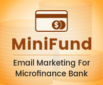 Email Marketing Service For Microfinance & Fund Bank