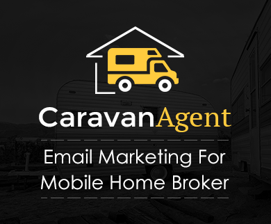 Email Marketing Service For Mobile Home & Caravan Brokers