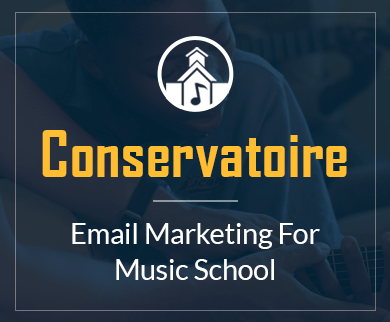 Email Marketing Service For Music Schools Thumb