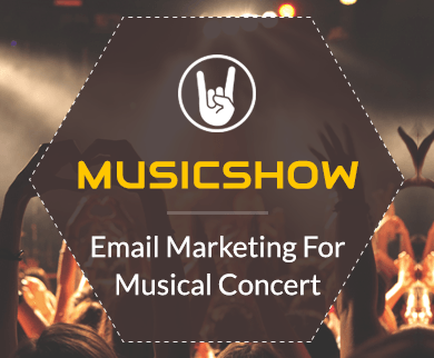 MailGet Bolt – Email Marketing Service For Musical & Live Concerts