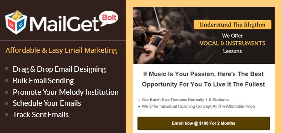 Email-Marketing-Service-For-Musical-School-Slider.