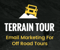 MailGet Bolt – Off Road Tours Email Marketing Service For Exploration Trip Agencies