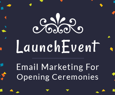 MailGet Bolt – Email Marketing Service For Opening And Inaugural Ceremonies