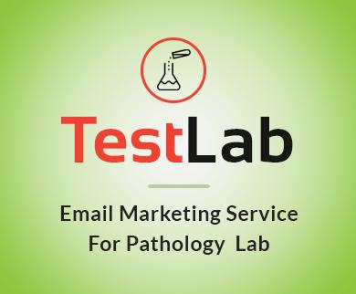 Email Marketing Service For Pathology & Medical Lab