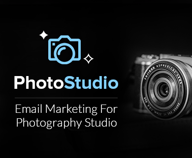 Email Marketing Service For Photography & Picture Studio