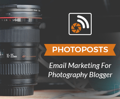 MailGet Bolt – Email Marketing Service For Photography & Cinematography Bloggers