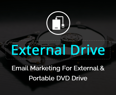 MailGet Bolt – Email Marketing Service For Portable & Optical DVD Drives