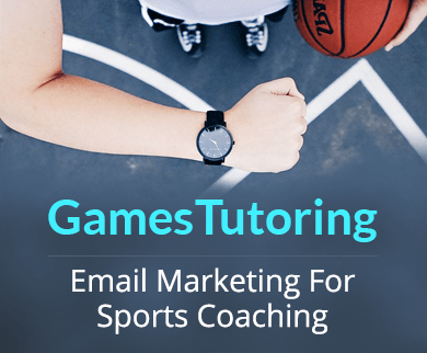 MailGet Bolt – Sports Coaching Email Marketing Service For Athletic Training Centers