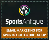 Email Marketing Service For Sports Collectible Shops