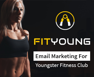 Email Marketing Service For Youngster Fitness & Health Clubs