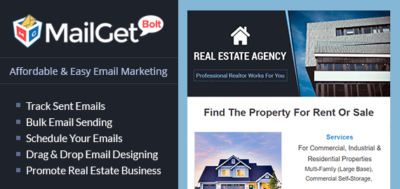 Email Marketing Services For Real Estates