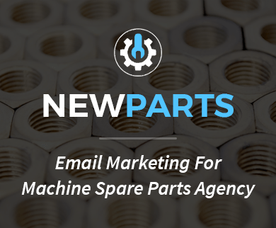 Email Marketing for Machine Spare Parts Thumb