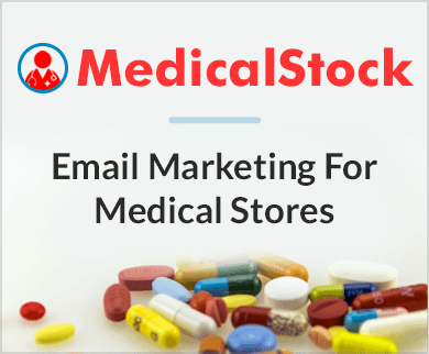 Email Marketing for medical stores thumb image