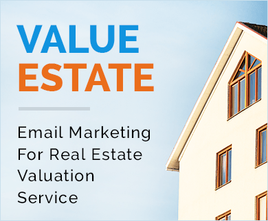 Email Marketing for real estate valuation service Thumb