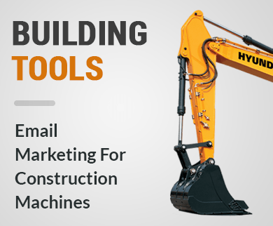 MailGet Bolt – Construction Machines Email Marketing Service For Heavy Machinery Dealers