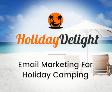 Email marketing for Holiday Campaing HolidayDelight Thumb-1