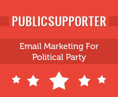 Email marketing for Political Party THumb