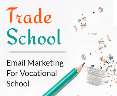 Email marketing for Vocational institute Thumb