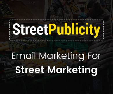 MailGet Bolt – Street Advertising Email Marketing Service For Outdoor Media Companies