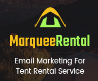Email marketing for tent rental Thumb