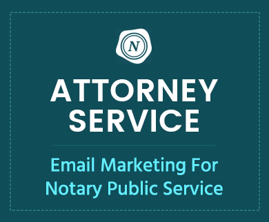 MailGet Bolt – Notary Public Email Marketing Service For Signatory Firms