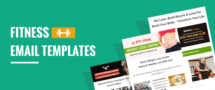 10+ Best Fitness Email Templates For Gyms & Trainers | MailGet