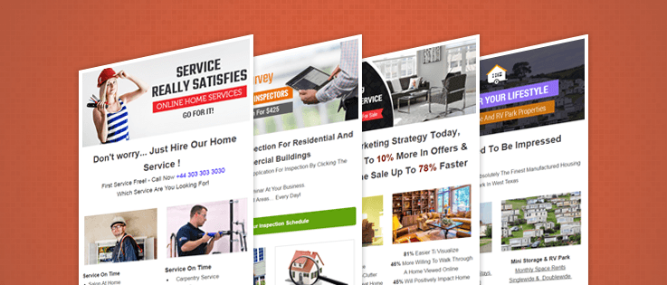 16+ Best Home Services Email Templates For Housekeepers, Home Advisers & Upholstery Providers
