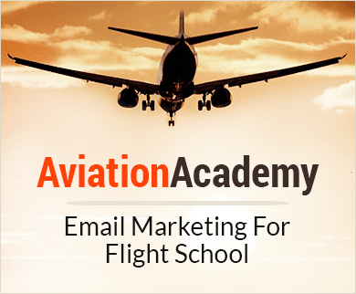 Flight School Email Marketing Service