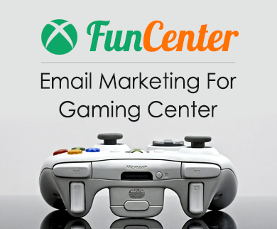 Gaming Centers Email Marketing Service