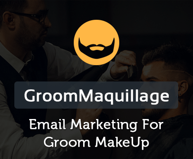 MailGet Bolt – Email Marketing Service For Groom MakeUps & Parlors