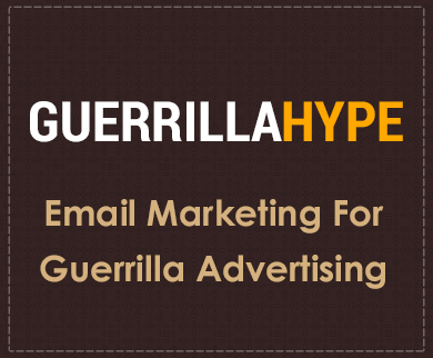 Guerrilla Advertising Email Marketing For Service Thumb