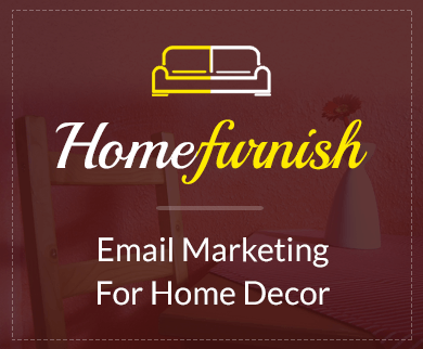Email Marketing Service For Home Decor